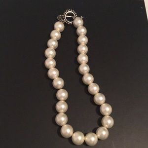 Jewelry - Big Pearl Necklace